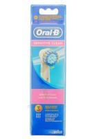 Brossette De Rechange Oral-b Sensitive Clean X 3 à Agen