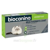 Biocanina Multivermyx Comprimés Vermifuge Chat B/2 à Agen