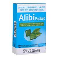 Pierre Fabre Oral Care Alibi Pocket 12 Pastilles à Agen