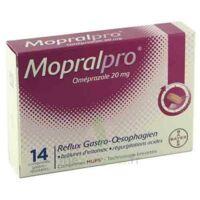 Mopralpro 20 Mg Cpr Gastro-rés Film/14 à Agen