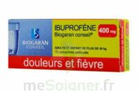 IBUPROFENE BIOGARAN CONSEIL 400 mg, comprimé pelliculé à Agen