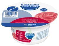 Fresubin 2kcal Crème sans lactose Nutriment fraise des bois 4 Pots/200g à Agen