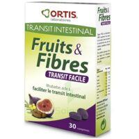 ORTIS FRUITS ET FIBRES COMPRIME, bt 30 à Agen