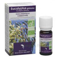 Docteur Valnet Huile Essentielle Bio, Eucalyptus Globulus 10ml