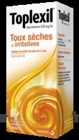 Toplexil 0,33 Mg/ml, Sirop 150ml à Agen