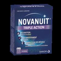NOVANUIT Triple action Gélules B/30 à Agen