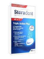 Steradent Triple Action, Tube 30, Bt 3 à Agen