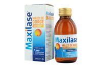 Maxilase Maux De Gorge Alpha-amylase 200 U.ceip/ml, Sirop Fl/125ml à Agen