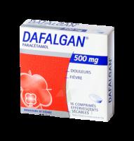 DAFALGAN 500 mg Comprimés effervescents sécables Film/16 à Agen