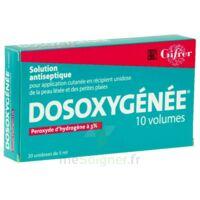 DOSOXYGENEE 10 VOLUMES, solution pour application cutanée en récipient unidose à Agen