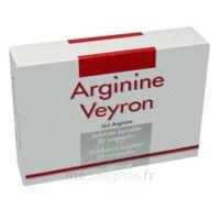 ARGININE VEYRON, solution buvable en ampoule à Agen