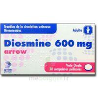 DIOSMINE ARROW 600 mg, comprimé pelliculé à Agen