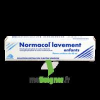 NORMACOL LAVEMENT ENFANTS, solution rectale, récipient unidose à Agen