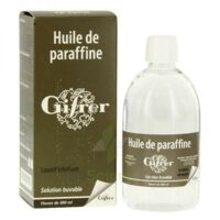 HUILE DE PARAFFINE GIFRER solution buvable Fl/500ml à Agen
