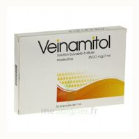 VEINAMITOL 3500 mg/7 ml, solution buvable à diluer à Agen