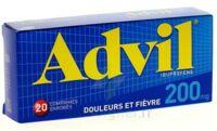 ADVIL 200 mg, 20 comprimés enrobés à Agen
