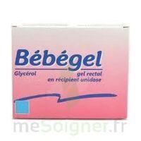 BEBEGEL, gel rectal en récipient unidose à Agen