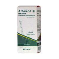 ANTARENE 20 mg/ml NOURRISSONS ET ENFANTS, suspension buvable à Agen