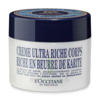 OCCITANE KARITE CREME ULTRA RICHE CORPS 200ML à Agen