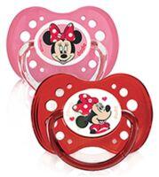 Dodie Disney sucettes silicone +18 mois Minnie Duo à Agen