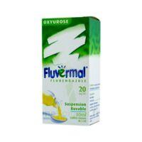 FLUVERMAL 2 % Susp buv Fl/30ml à Agen