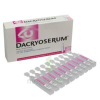 Dacryoserum Solution Pour Lavage Ophtalmique En Récipient Unidose 20unidoses/5ml à Agen