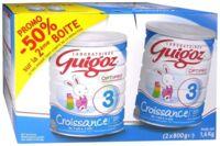 GUIGOZ LAIT CROISSANCE 3 2X800GR à Agen