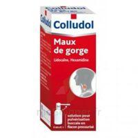 COLLUDOL Solution pour pulvérisation buccale en flacon pressurisé Fl/30 ml + embout buccal à Agen