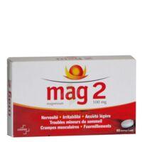 MAG 2 100 mg, comprimé  B/120 à Agen