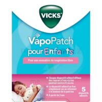 VICKS VAPOPATCH ENFANTS à Agen