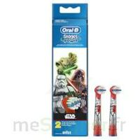 Oral-b Stages Power Star Wars 2 Brossettes