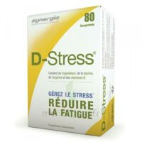 D-STRESS, boite de 80 à Agen