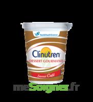 CLINUTREN DESSERT GOURMAND Nutriment café 4Cups/200g à Agen