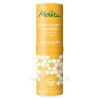 Melvita Nectar de Miels stick lèvres réparateur Bio à Agen