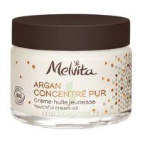 MELVITA ARGAN CONCENTRÉ PUR crème-huile jeunesse BIO à Agen