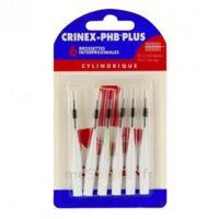 Crinex Phb Plus Brossette Inter-dentaire Cylindrique B/6 à Agen