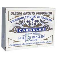 Huile de Haarlem B/30 à Agen