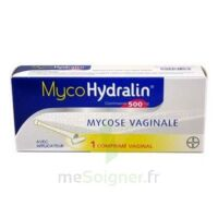 MYCOHYDRALIN 500 mg, comprimé vaginal à Agen