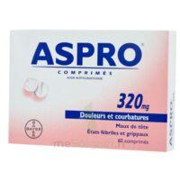 ASPRO 320 mg, comprimé à Agen