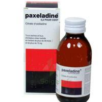 PAXELADINE 0,2 POUR CENT, sirop à Agen