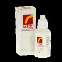 FAZOL 2 POUR CENT, émulsion fluide pour application locale à Agen
