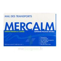 MERCALM, comprimé pelliculé sécable à Agen