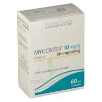 MYCOSTER 10 mg/g, shampooing à Agen