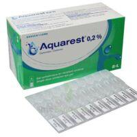 AQUAREST 0,2 %, gel opthalmique en récipient unidose à Agen
