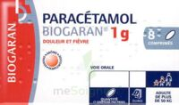 PARACETAMOL BIOGARAN 1 g, comprimé Fl/8 à Agen