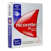 Nicoretteskin 25 mg/16 h Dispositif transdermique B/28 à Agen