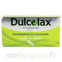 DULCOLAX 10 mg, suppositoire à Agen
