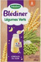 Blédîner Céréales légumes verts 240g à Agen