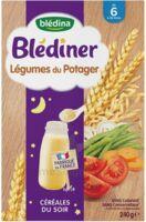 Blédîner Céréales Légumes du potager 240g à Agen