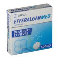 EFFERALGANMED 500 mg, comprimé effervescent sécable à Agen